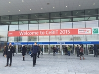 CeBIT 2015:601家中国企业 深圳占400+