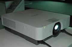5000流明亮度 索尼VPL-F500X投影机热促