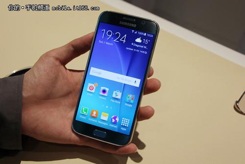 三星Galaxy S6S6 Edge正式发布
