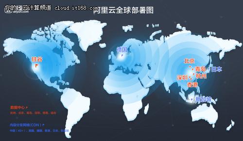 阿里云开放美国数据中心加速国际化布局