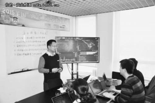 全国两会网络安全保障透视科技创新活力