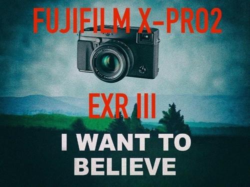 富士X-Pro2带EXR III处理器 支持4K视频