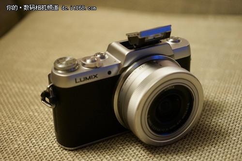 自拍达人新利器 松下发布GF7微单相机