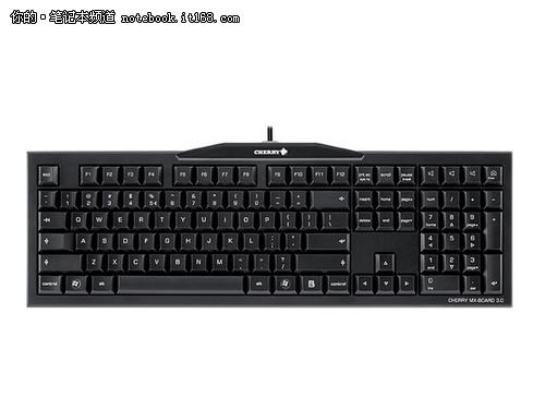 历史低价 樱桃 MX-BOARD 机械键盘仅478
