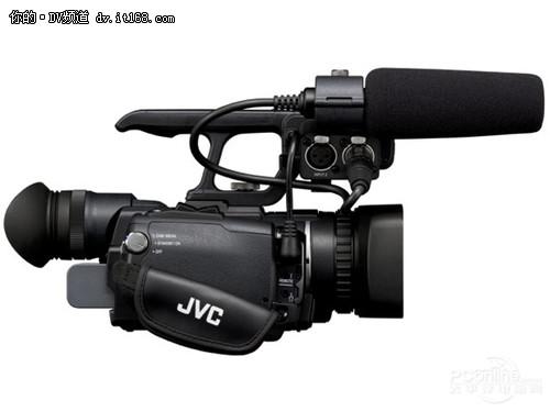 4K影像继往开来 JVC即将发布三款摄像机