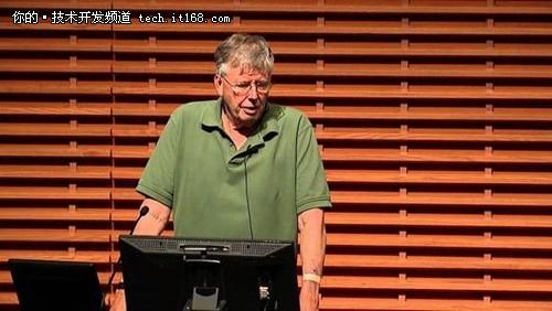 Michael Stonebraker获今年图灵奖