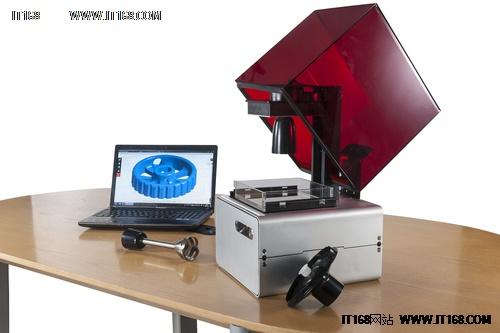 2014年3D打印十大优秀品牌西通榜登亚军