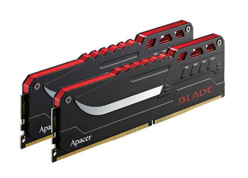 刀锋战士 BLADE DDR4超频内存震撼上市