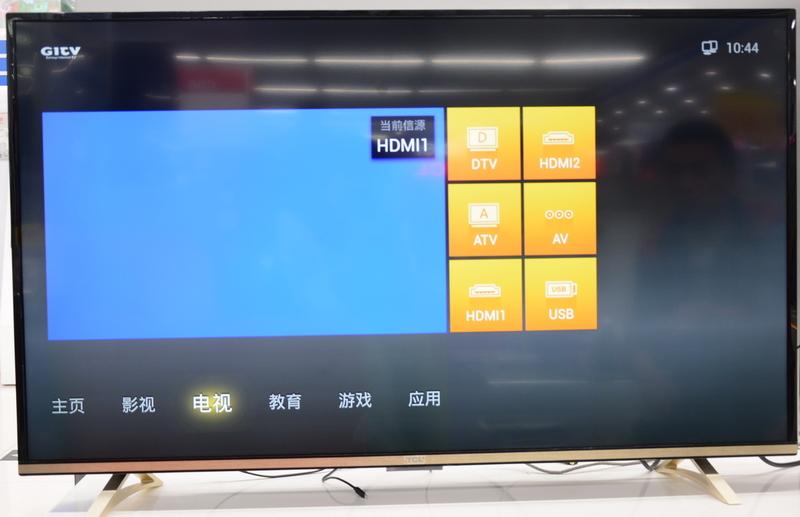 電視盒子 4k片源購買大屏高清電視,除了品牌、外觀等因素外,