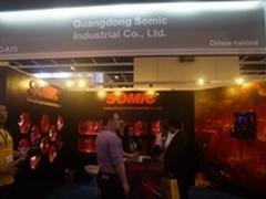 香港春季电子展:Somic游戏耳机新品亮相