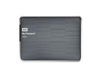 超薄便携 西部数据1T移动硬盘459元包邮