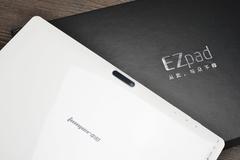双触摸双系统 中柏EZpad3S平板评测