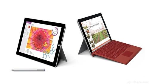 Surface 3正式发布 配四核芯Atom处理器