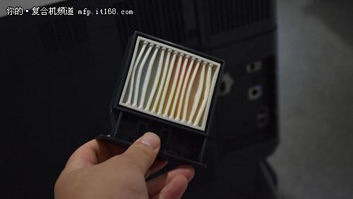 一键切换节能 bizhub C3850环保优势