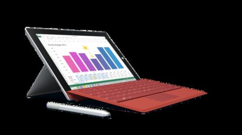 无锁LTE版Surface 3正开发中或年内亮相