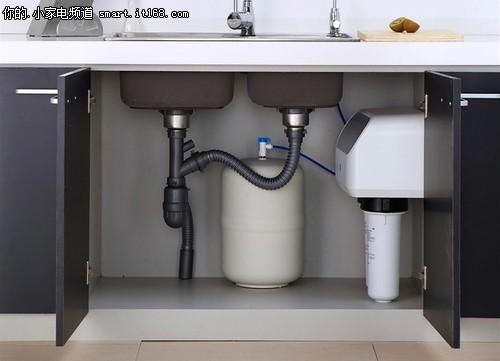 至纯守护 3M DRO75反渗透纯水机上市