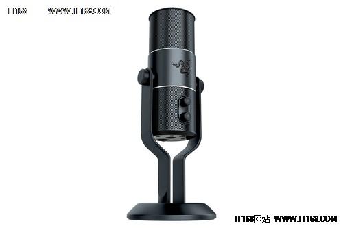 配备XLR接口 RAZER发布魔音海妖专业版