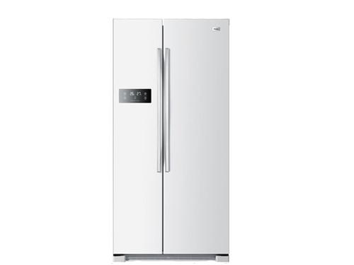 海尔649L大容量对开门冰箱 国美3999元