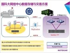 NETGEAR为国科大打造存储和备份系统