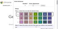 谷歌为Chrome浏览器推出彩色增强扩展