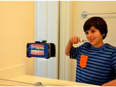 让孩子爱上刷牙智能牙刷诞生