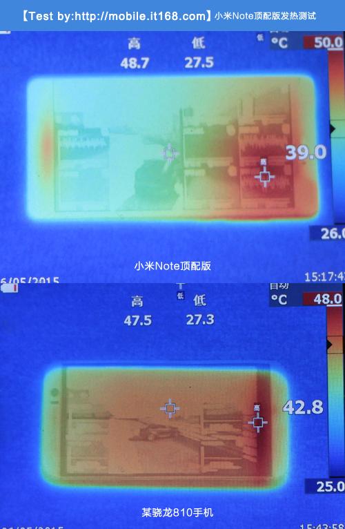 小米Note顶配版如何解决功耗发热问题