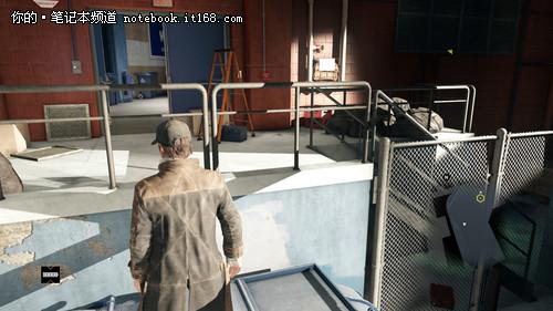 主宰一切 Alienware 17征服《看门狗》