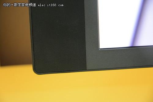 曲面屏+震撼音效 惠普新品显示器发布