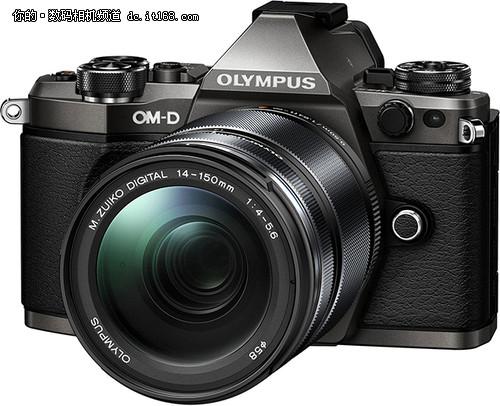 奥巴8mm鱼眼镜头及E-M5 II限量版发布