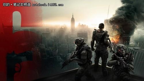 《彩虹六号:围攻》公布10月13日发售