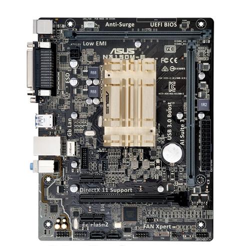 华硕首推14nm 6W小板套装:PCI-E x16