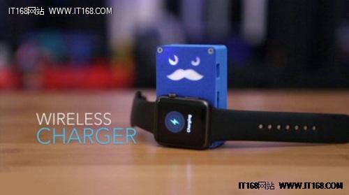 教您3D打印一个Apple Watch无线充电器