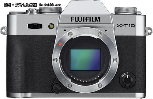 简化版的X-T1 富士正式发布新无反X-T10