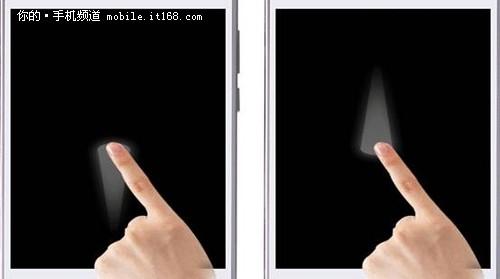 手势唤醒功能预示着国产智能手机再次迈上了崭新的台