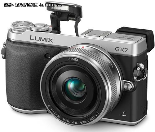 GX家族新成员:松下GX8计划定于9月发行
