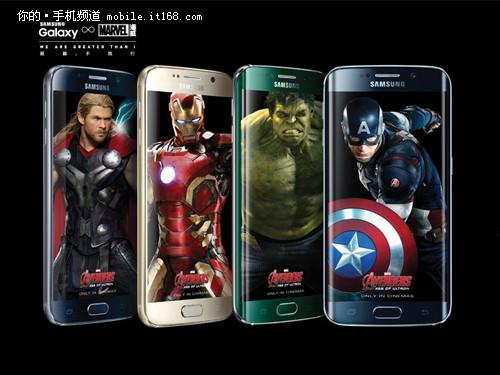 三星sedge钢铁侠主题_酷炫手机壁纸高清_三星钢铁侠主题下载_求个