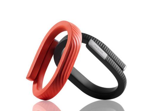 蓝牙同步 Jawbone UP24智能手环1068元