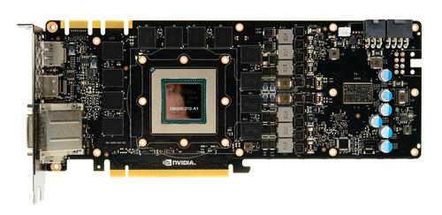 NVIDIA GTX 980 Ti实物