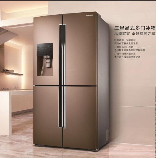 品式多门结构 三星冰箱t9000受市场热捧