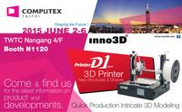3D打印/显卡领衔 ComputeX2015映众新品