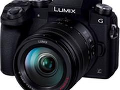 松下为新机G7推出三款哑光黑色版本镜头
