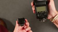 世上第一个iPhone手机摄影专用无线引闪