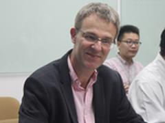 """与SAP中国研究院""""老大""""聊工业4.0"""