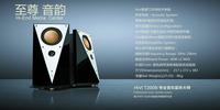 现代美学与音学相结合 惠威T200B售2450