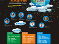 SACC2015震撼来袭:互联网+重塑IT架构