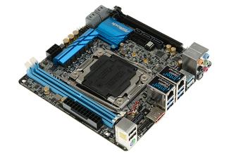 地球最强小板 华擎X99E-ITXac主板评测