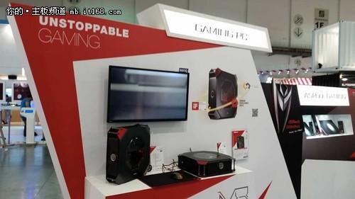 Computex2015:华擎全新产品炫耀登场