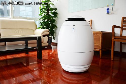 小蛋空气净化器智能化及总结