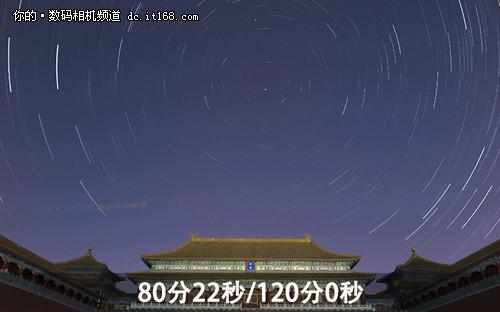 小相机大功能 佳能G7 X挑战星空摄影