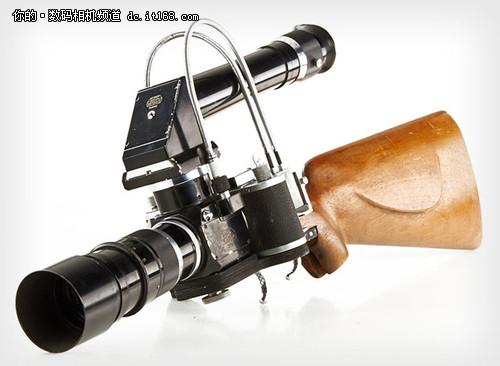 徕卡枪式相机原型拍卖 估价超35万欧元